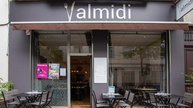 Devanture - Valmidi, Lyon