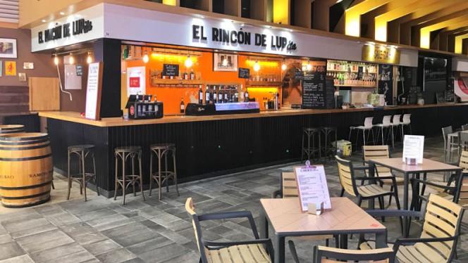 Sala - El Rincón de Lupita - Mercado de Chamberí, Madrid