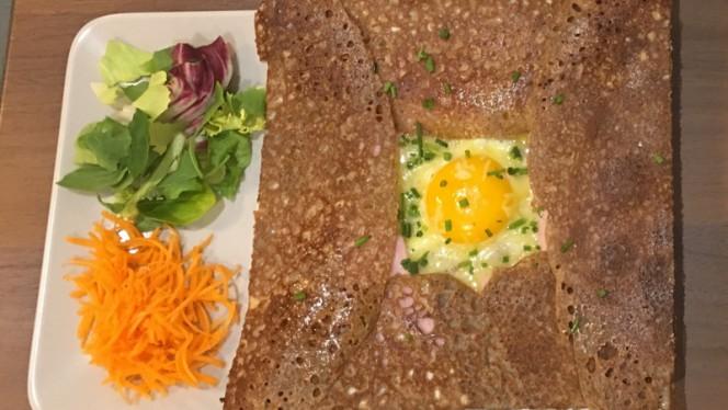 Suggestion de plat - Chez Antoine et Guillaume, Paris