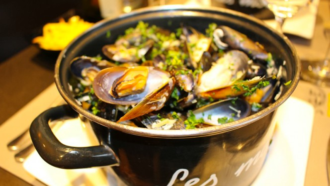 Les moules - Le Kudeta, Carouge