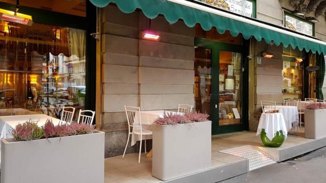 Entrata - Caminetti del Sempione, Milano