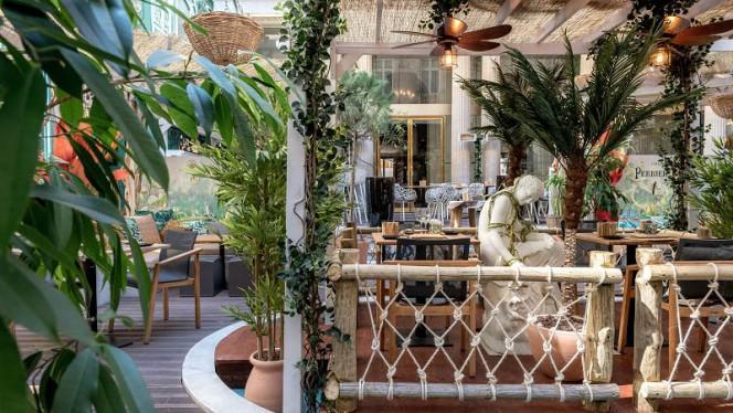 Vue de la salle - Hôtel Westin / La Terrasse d'Été / Le First, Paris