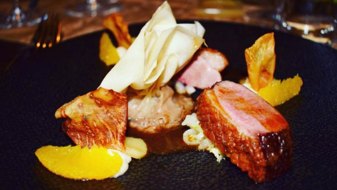 Fine Dining - Orangerie Mattemburgh, Hoogerheide