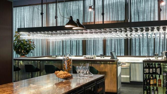 bar - Restaurant Fitzgerald, Rotterdam