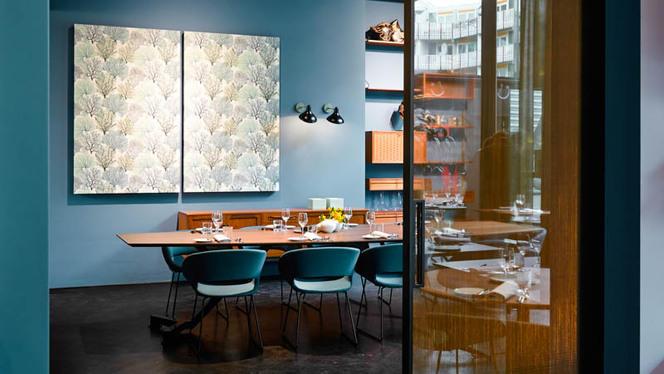 private dining - Restaurant Fitzgerald, Rotterdam