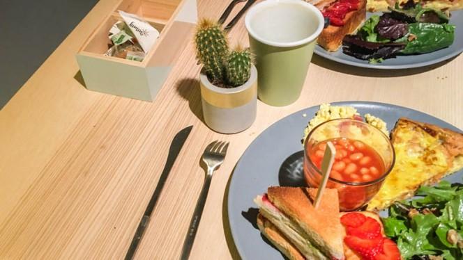 Suggestion du chef - Lumen Coffee, Lyon