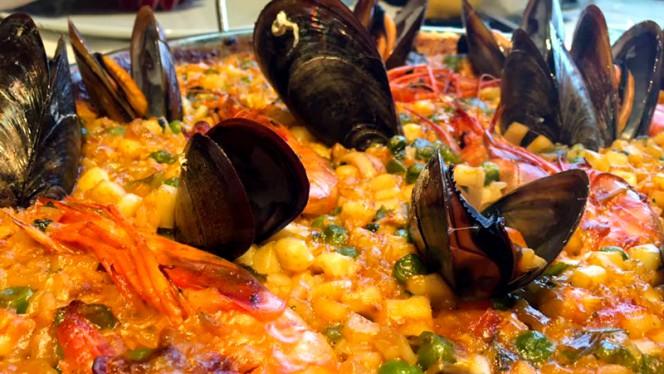 Paella de marisco - Da Giovanni, Tossa De Mar