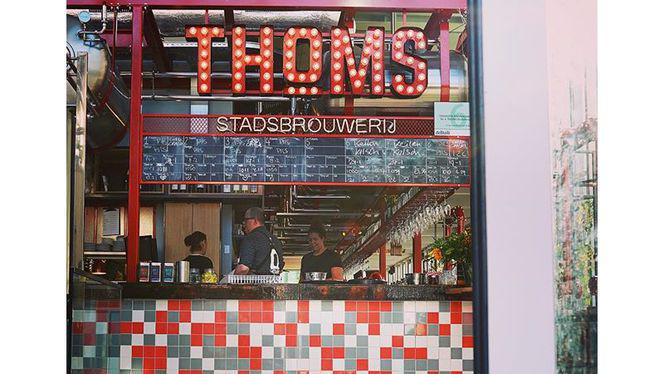 THOMS Stadsbrouwerij - THOMS Stadsbrouwerij, Rotterdam