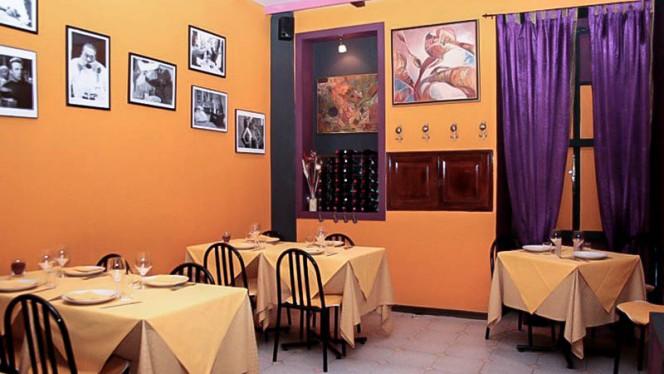 La sala - Osteria Novecento, Turin