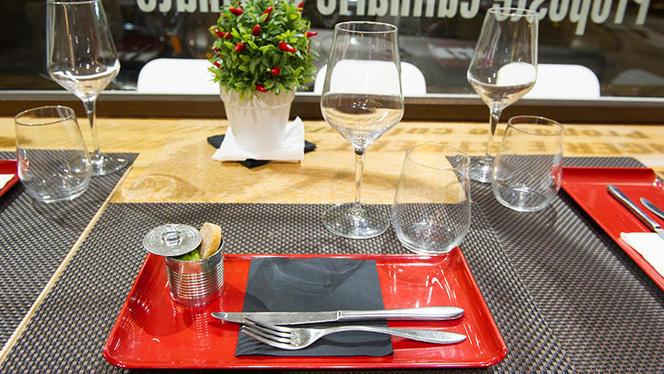 Proposta dello chef - Finger, Rome