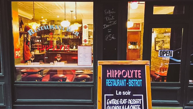 Devanture - Hippolyte, Lyon