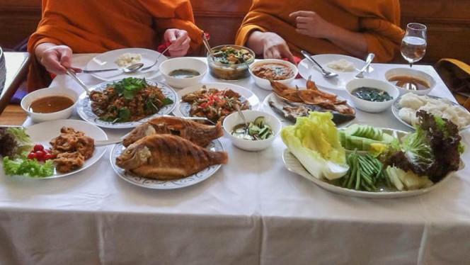 Détail de la table - Thai Pinong,