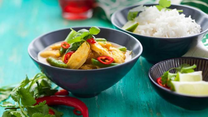 Suggestion de plat - Thai Pinong,