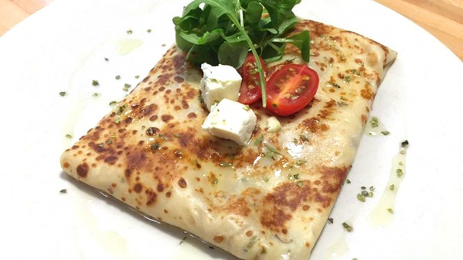 Sugerencia del chef - La Crepe, Igualada