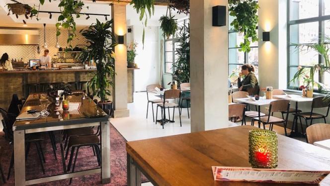 Restaurant - Benji's Toko | WEST, Amsterdam