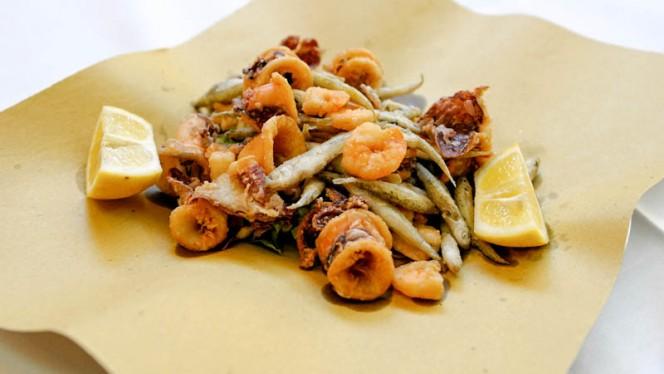 Fritturina di pesce - F.lli La Cozza, Turin