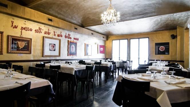 Vista sala - F.lli La Cozza, Turin