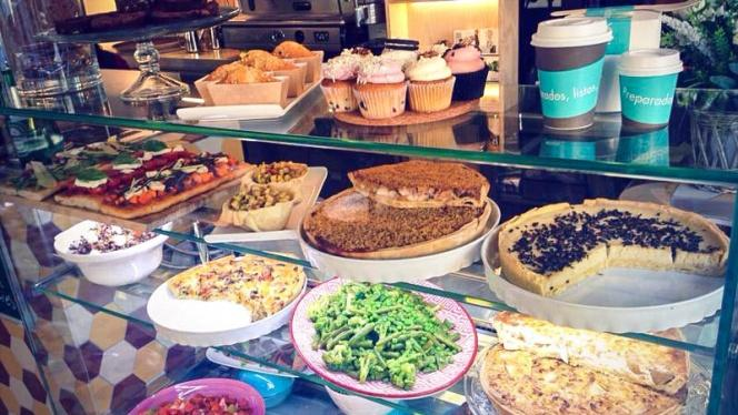 Surtido de pastas y pasteles - La Florentina, Barcelona