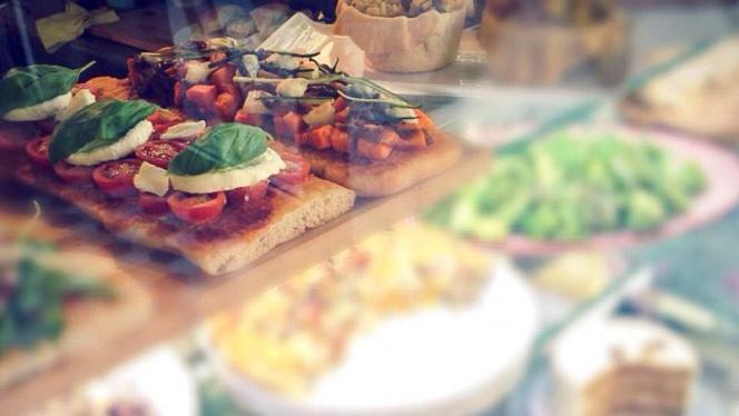 Comida para llevar saludable - La Florentina, Barcelona