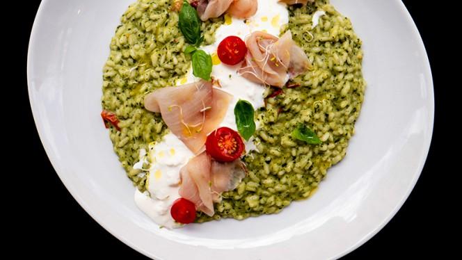 Suggestion du chef - Adaggio, Paris