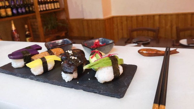 Sugerencia de plato - Damura Ramen, Valencia