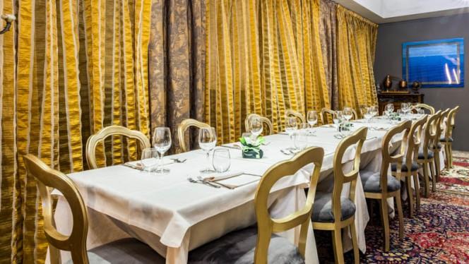 Veduta dell interno - Delfino Blu, Turin
