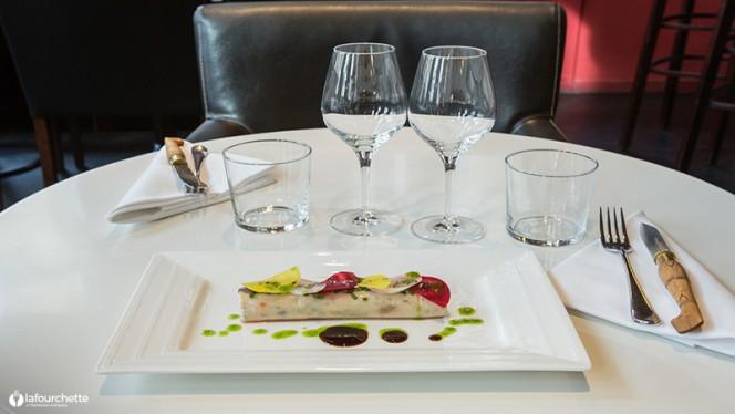 Suggestion de plat - Le Café du Théâtre, Bordeaux