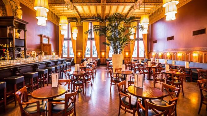 1e Klas Wachtkamer (Pub) - Grand Café-Restaurant 1e klas, Amsterdam