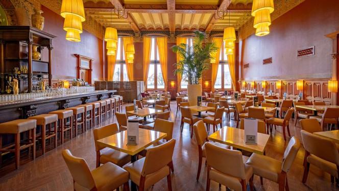 De Eerste Klas Wachtkamer - Grand Café-Restaurant 1e klas, Amsterdam