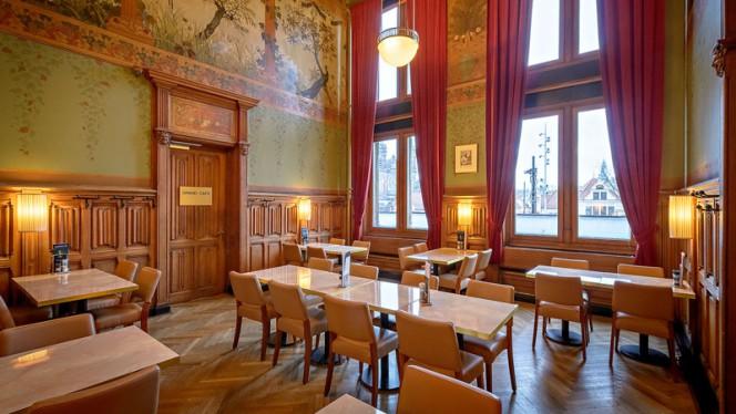 De vier seizoenen kamer - Grand Café-Restaurant 1e klas, Amsterdam
