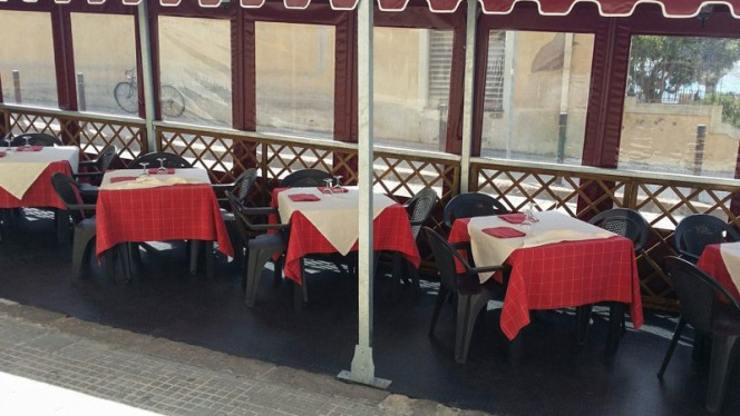 Veranda Trattoria Rejal - Trattoria  Pizzeria Rejal, Alghero