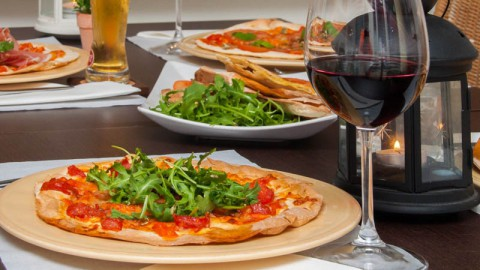 Pizzaria Azeite & Alho com Tomate, Lisbon