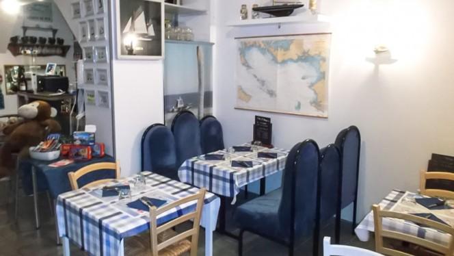 Salle du restaurant - La Crêperie Du Singe, Armentières