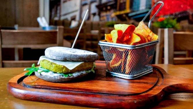 Sugestão prato - Tasquinha do Caco - São Lázaro, Porto