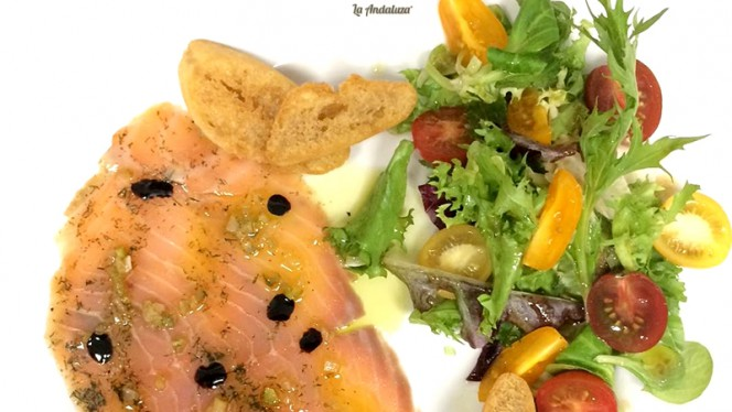 Sugerencia del chef - La Andaluza Pintor Rosales, Madrid