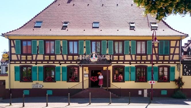 Restaurant - Le 1774 - Les Jambons de Marinette,