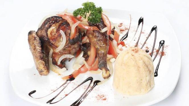 suggestion du chef - La Cuisine de Lindouce, Lyon
