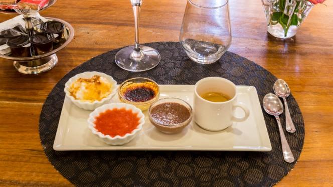 Suggestion du chef - La Grange, Vernier