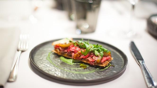 Sugerencia del chef - Blau BCN by Marc Roca, Barcelona