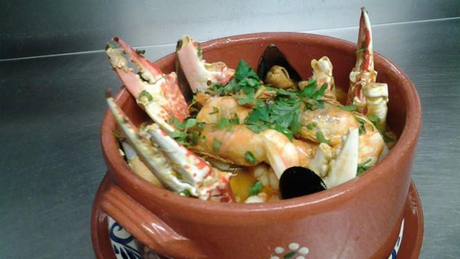 Sugestão do chef - Canto do Camões, Lisbon