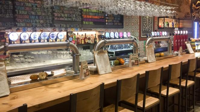 Barra - Beer'linale, Barcelona