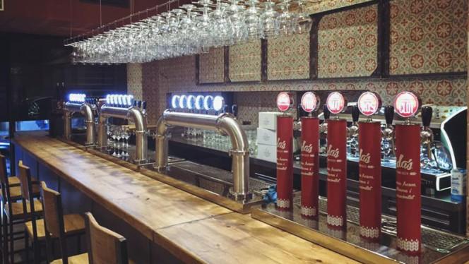 Vista de la sala - Beer'linale, Barcelona