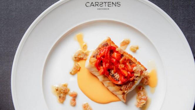 Suggestie van de chef - Brasserie Carstens, Amsterdam