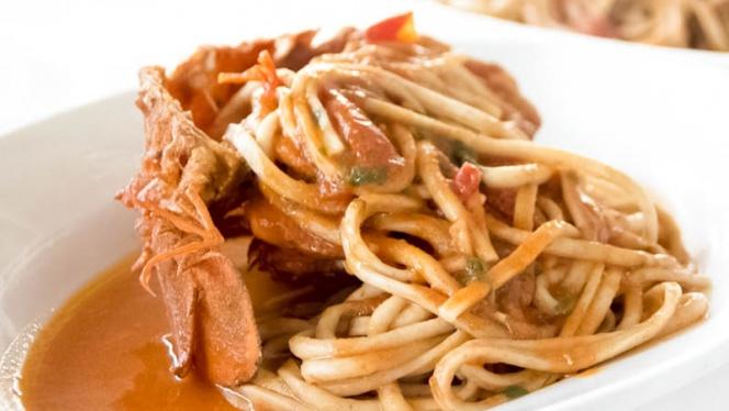 spaghetti - Al Pescatore, Ostuni