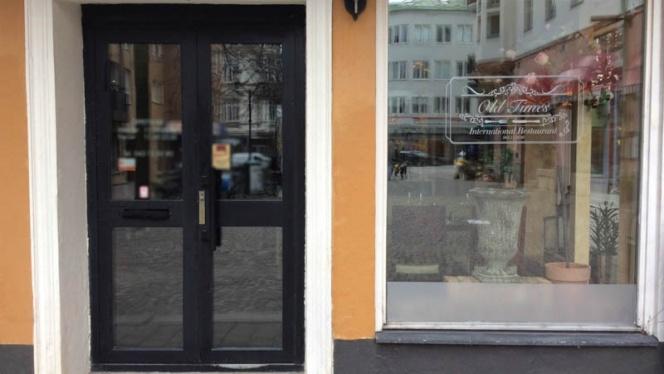 Entrance - Old times, Helsingborg