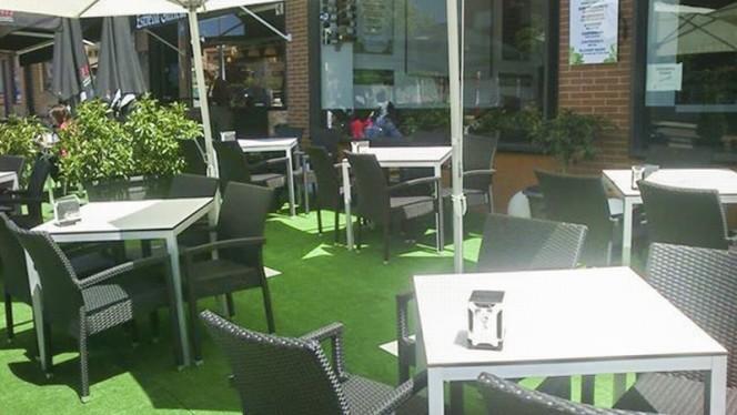 vista terraza - One Bar One, Las Rozas