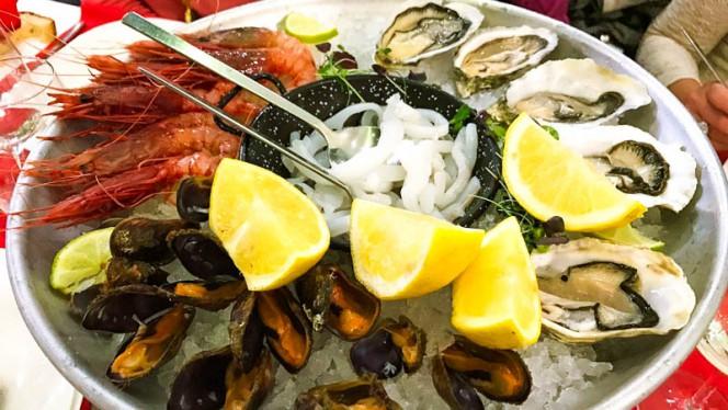 Suggerimento piatto - Black & White, Bari