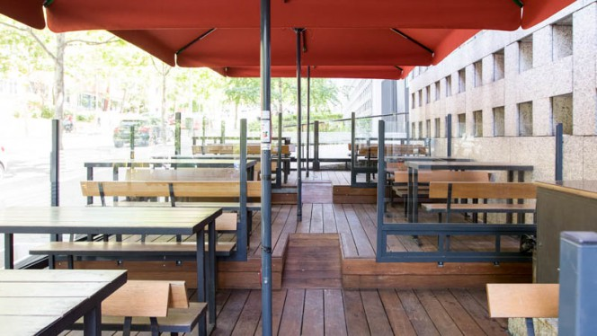 Terraza - Beer & Grill, Madrid