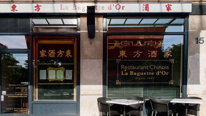 La Baguette d'Or - La Baguette d'Or, Genève