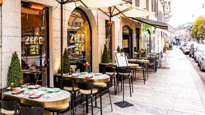 Entrata - Zero21 Brera, Milan